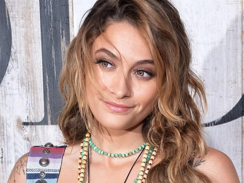 e24846f1d Why Did Paris Jackson Storm Out Of The Dior Cruise Show?