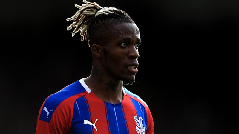 Crystal Palace star Zaha reveals online racist abuse