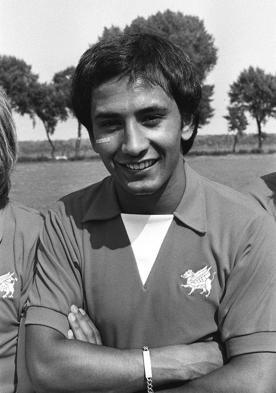 Ricky Heppolette was one of the first Asian players to play in the Football League (PA Archive) (PA Archive)