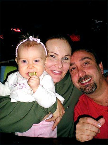 PHOTO: Sophia Rayne 'Ray Ray' Cavaliero, her father Brett Cavaliero and her mother, Kristie Reeves are pictured in this undated photo. (Kristie Reeves)
