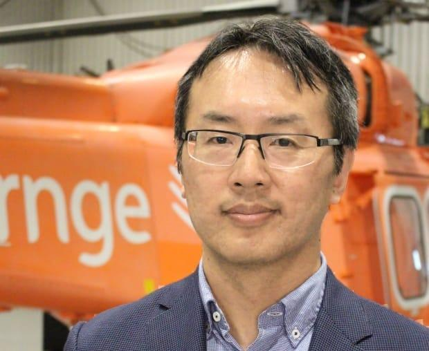 Dr. Homer Tien, CEO of the province's air ambulance service Ornge and a veteran trauma surgeon, was named head of Ontario's COVID-19 vaccination task force earlier this month, replacing retired general Rick Hillier.