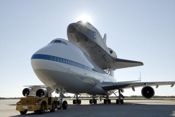 Space Shuttle Road Trip: California Science Center Reveals Route