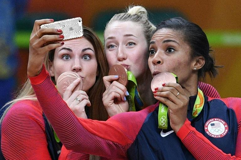 Virus restrictions will make moments like this one at the Rio 2016 Olympics less likely at the Tokyo Games