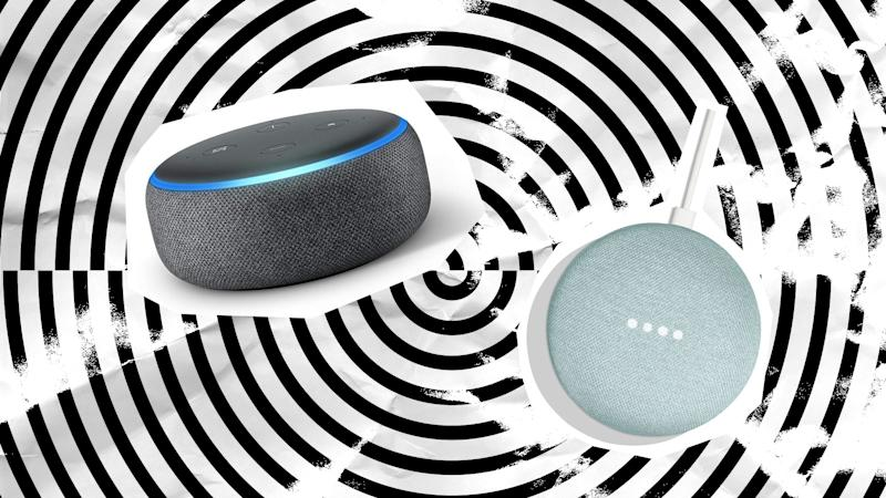 You Can Get a Google Home Mini for Free Right Now (or an Amazon Echo Dot for Really Cheap!)