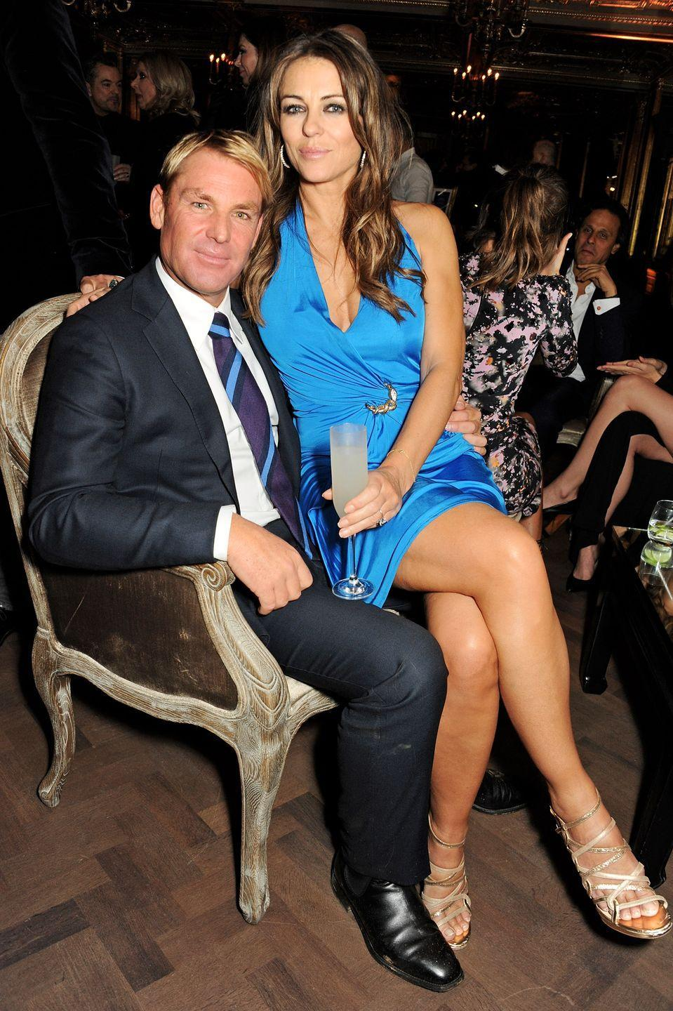<p>The pair got engaged soon after, but ultimately called it quits at the end of 2013. </p>
