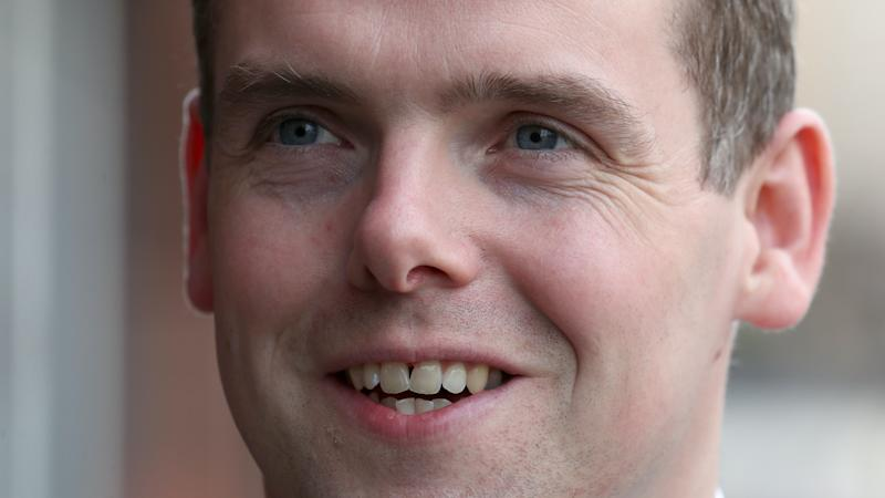 Douglas Ross urges Tories to 'pick side' on Scottish independence