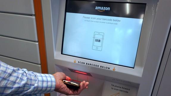 Amazon goes after gas stations and corner stores with 'Instant Pickup' option