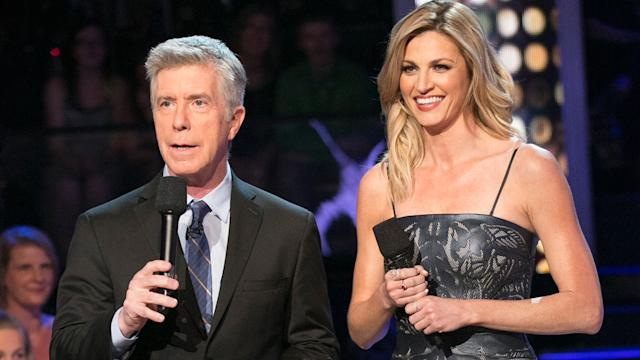 'Dancing With The Stars' Trades Kym Johnson For Erin Andrews
