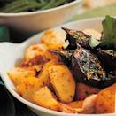 """<p>Add some spice to your dinner party menu with this triple-tested aubergine recipe.</p><p><strong>Recipe: <a href=""""https://www.goodhousekeeping.com/uk/food/recipes/a535366/aubergine-bake/"""" rel=""""nofollow noopener"""" target=""""_blank"""" data-ylk=""""slk:Baked aubergines"""" class=""""link rapid-noclick-resp"""">Baked aubergines</a></strong></p>"""