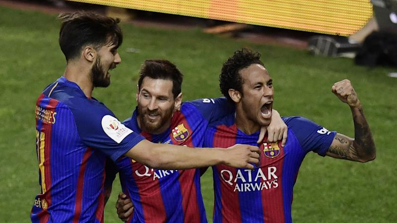 Messi and Neymar troll Pique about infamous tweet