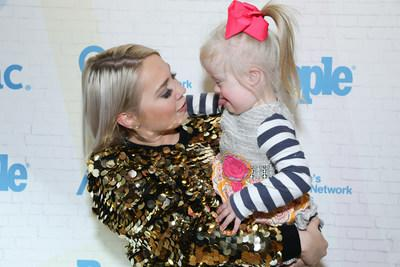 Country music artist RaeLynn spent the afternoon helping create memories of a lifetime for kids and families from Children's Hospital at Vanderbilt during a special CMA Week event hosted by Aflac and PEOPLE at The Goo Goo Shop and Dessert Bar in Nashville, Tennessee on Nov. 11, 2018.