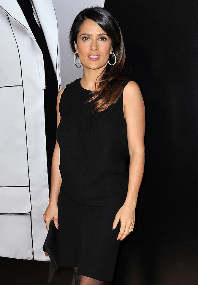 "<p class=""MsoNoSpacing"">Salma Hayek waited until she was 40 to make two big life decisions pertaining to marriage and motherhood. In March 2007, the Mexican-born actress announced she was pregnant and engaged to French billionaire, Francois-Henri Pinault. That September, daughter Valentina Paloma was born. The new parents split 10 months later – but then reconciled and married on Valentine's Day 2009.</p>"