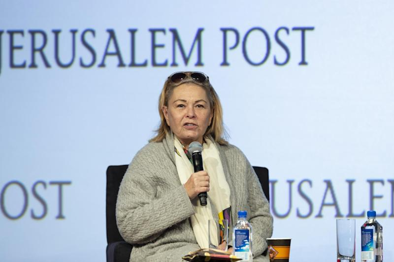 Actress Roseanne Barr claims that her racist tweet was actually condemning anti-Semitism: Lev Radin/Pacific Press/LightRocket via Getty Images