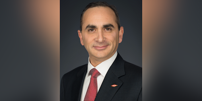 18) Howard Ungerleider, president & chief financial officer, Dow. Photo: Dow