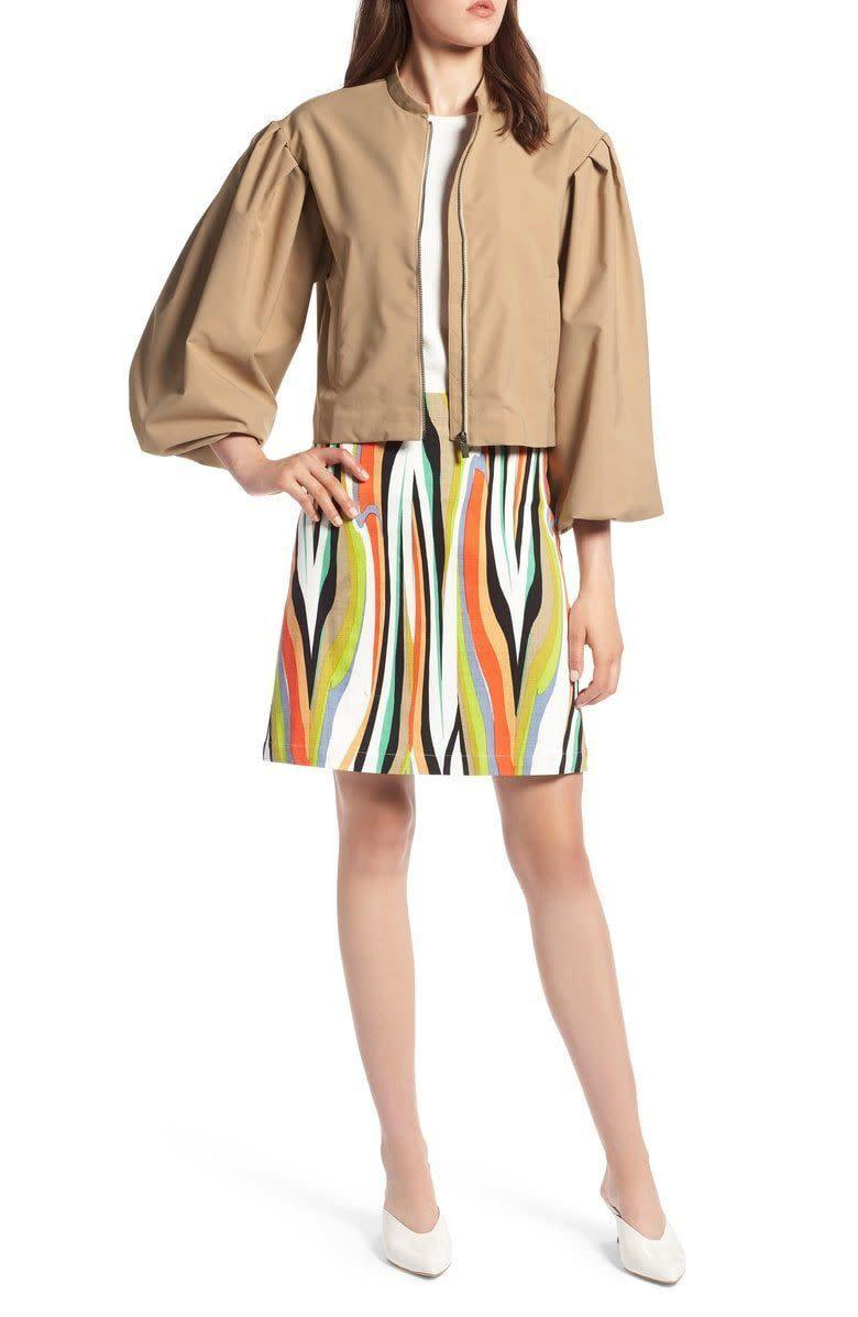 <strong>Sizes</strong>: XS to XXL, and XXS petite to XL petite<br>Get it at <span>Nordstrom</span>.&nbsp;