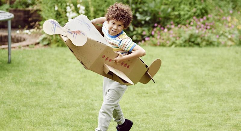 These are the best outdoor toys and games for children. (Getty Images)