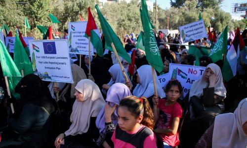 European countries need to recognise the Palestinian state before it's too late
