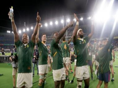 World CupwinnersSouth Africa withdraw from Rugby Championship, reduce tournament to six games