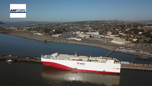 AMPORTS and Siem Car Carriers Successfully Transit Vessel to Antioch