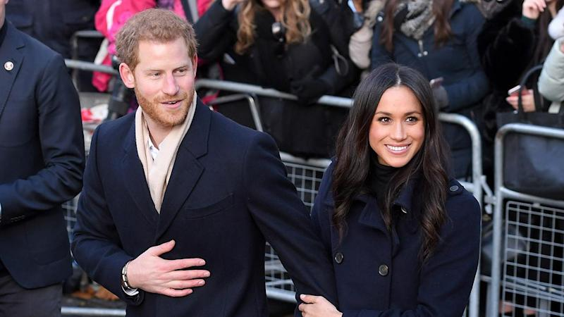 Prince Harry and Meghan Markle's Official Wedding Date Revealed
