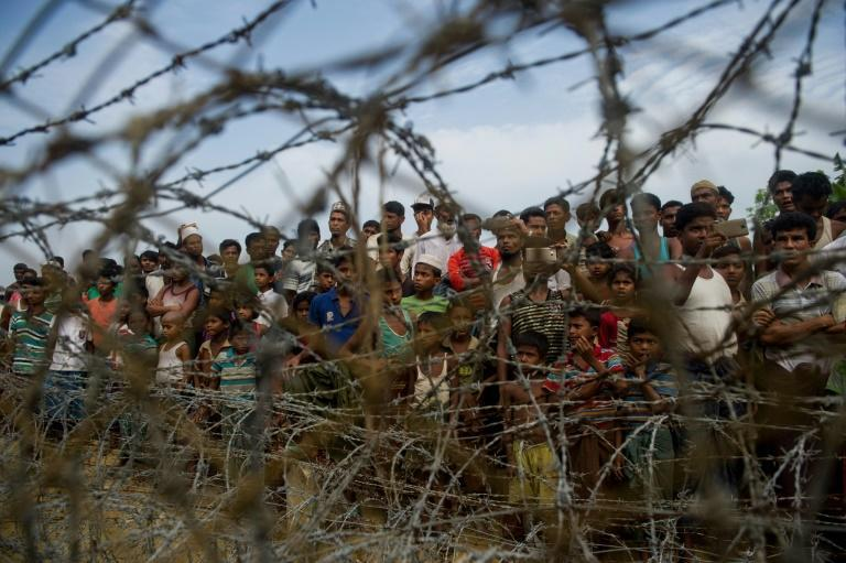 Myanmar has faced global condemnation for its treatment of the Rohingya, but some in the country say the government hasn't gone far enough
