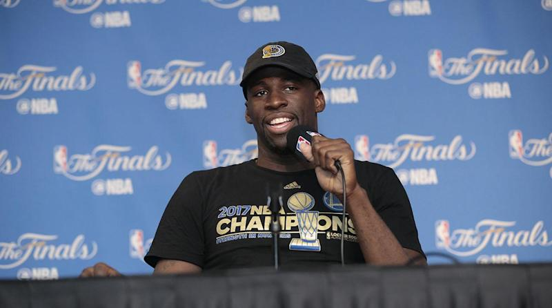 Warriors' Draymond Green Facing Civil Lawsuit For Assault, Battery