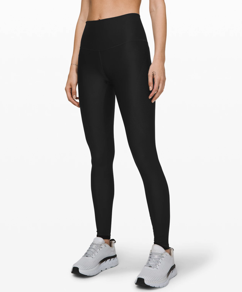Mapped Out High-Rise Tight. Image via Lululemon.
