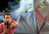 <p>The Nickelodeon hit only aired for a few years in the '90s, but kids from this generation were hooked on this action-packed sports style game show. It was hosted by a relatively unknown Mike O'Malley, who is now recognized for his roles on <em>My Name is Earl </em>and <em>Parks and Recreation. </em>Seriously, who didn't want a piece of The Crag? </p>