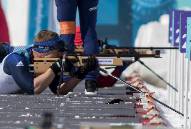 Winter Paralympics: Nordic skier Meenagh upping his charge in PyeongChang