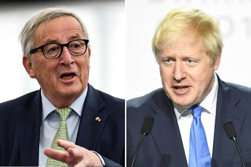 A no-deal could be classed as a destructive force, akin to earthquakes and floods
