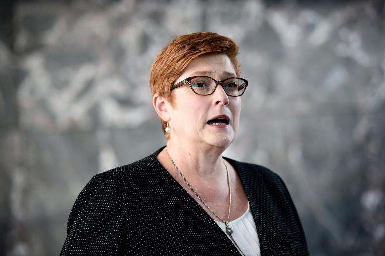 Australian Foreign Minister Marise Payne said her government had raised Yang's case repeatedly with Beijing