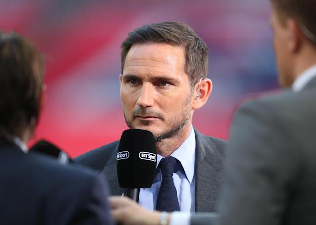 Championship: Frank Lampard named Derby County manager