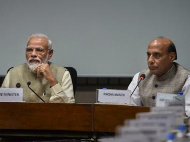 Narendra Modi chairs all-party meet on 'one nation, one election' in Parliament; Congress, TMC give it a miss