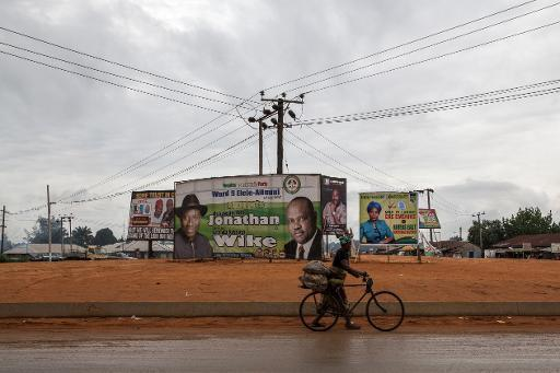 Nigeria votes in close-fought presidential election