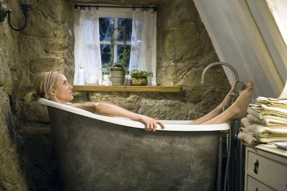 Photo credit: Cameron Diaz in 'The Holiday' - Shutterstock