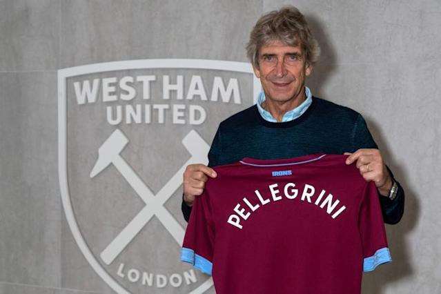 Manuel Pellegrini wants 'four or five' West Ham signings and return to European football