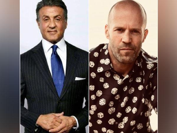 Sylvester Stallone and Jason Statham (Image source: Instagram)