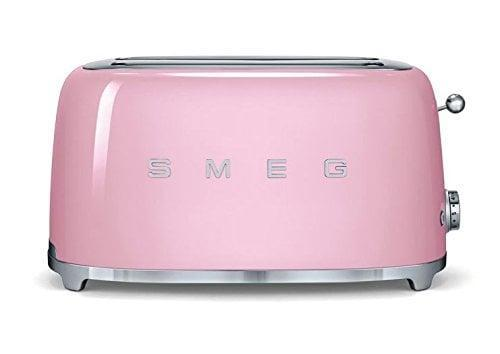 <p>Our editors are coveting this fantastic <span>Smeg Retro Style 4-Slice Toaster</span> ($220).</p>