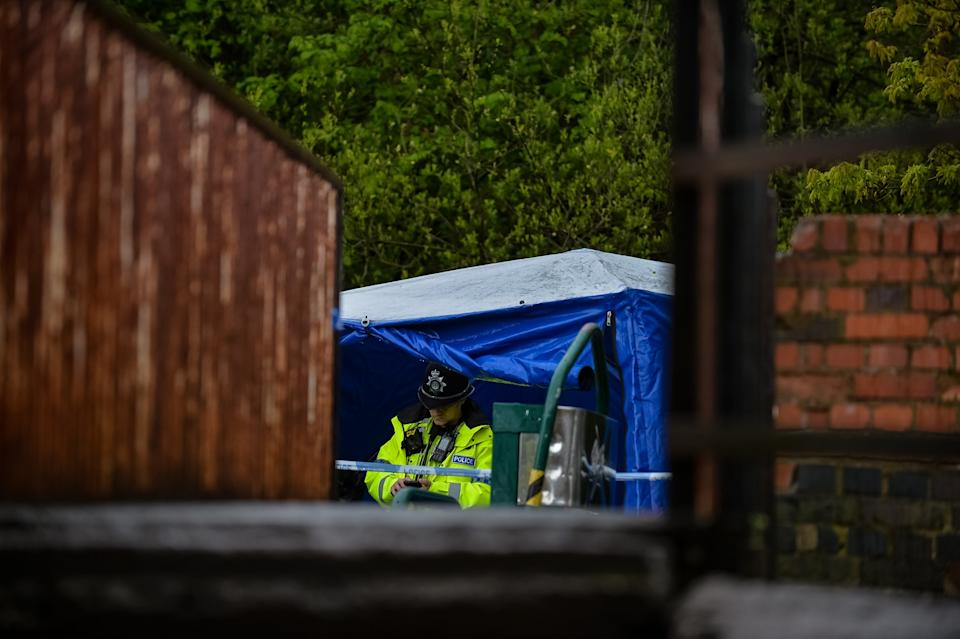 The boy's body may have been in the water for up to four days  (swns)