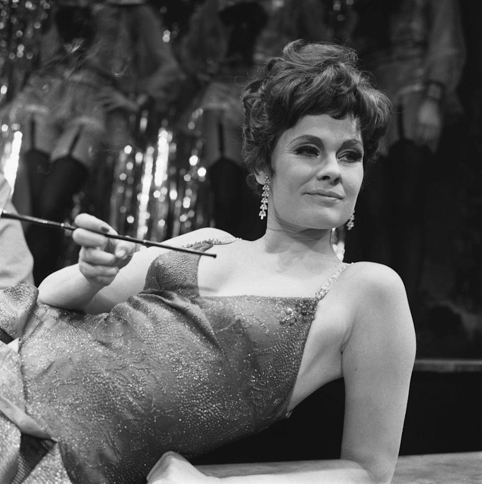 <p>Dench took on the role of Sally Bowles in the musical <em>Cabaret. </em>She earned rave reviews for the long-running role<em>.</em></p>