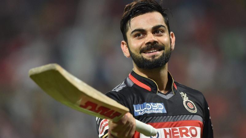 Kohli scored a staggering four hundreds in the 2016 edition of the IPL.