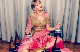 AMAs 2019: Taylor Swift beats Michael Jackson as most awarded artiste of all time