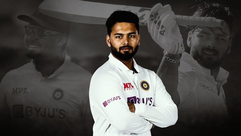 Decoding the stats of Rishabh Pant in Test cricket