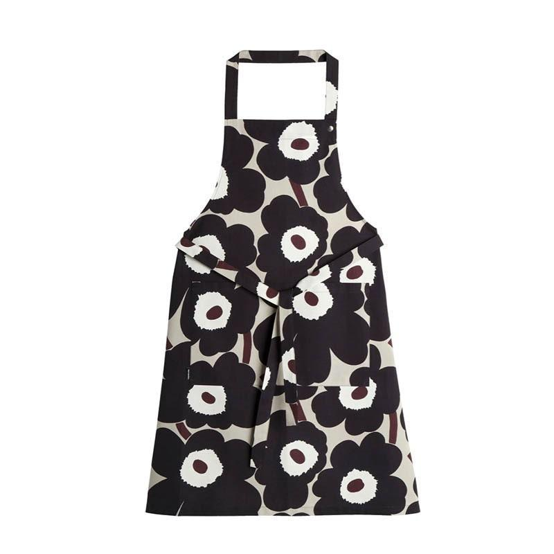 "The mother-in-law whose cooking skills you wish you had will appreciate this printed Marimekko apron. The graphic print is so cute she can even leave it on while entertaining. $49, Nordstrom. <a href=""https://www.nordstrom.com/s/marimekko-pieni-unikko-floral-apron/5738722"" rel=""nofollow noopener"" target=""_blank"" data-ylk=""slk:Get it now!"" class=""link rapid-noclick-resp"">Get it now!</a>"