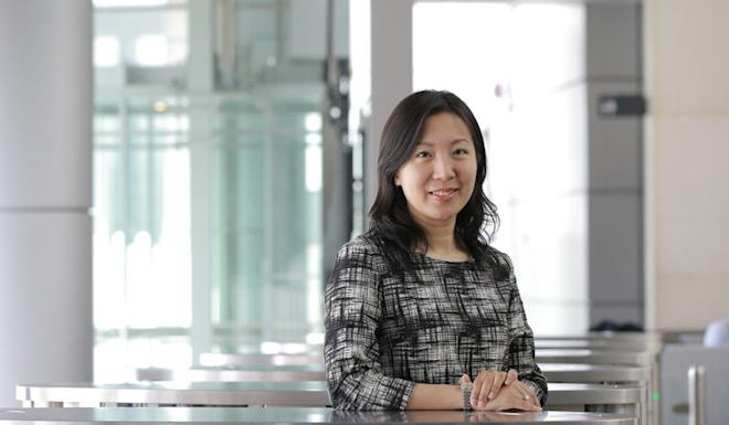 Mandy Ng, who steps in as CEO of budget carrier HK Express, has worked with Cathay Pacific for 17 years. Photo: Handout