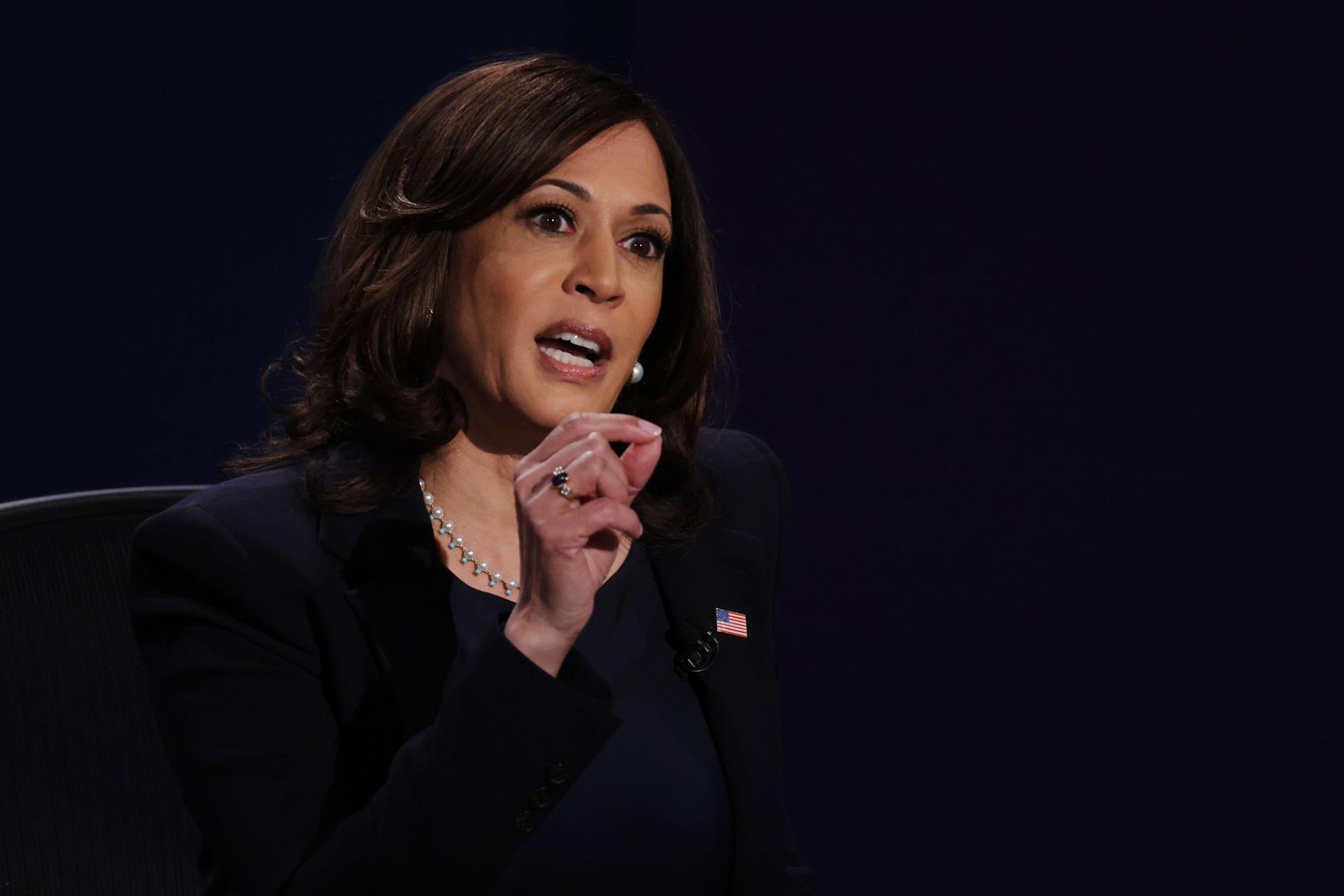 Kamala Harris Delivers Powerful Response To The Republicans Who Mock Her Name