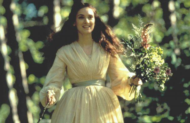 PHOTO: Winona Ryder appears in the 1994 film, 'Little Women.' (Moviestore Collection/Shutterstock)