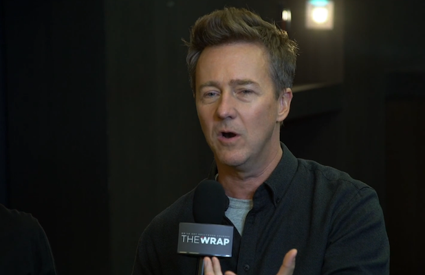 'Motherless Brooklyn': Edward Norton Explains How He Wrote His Character With Tourette's (Exclusive Video)