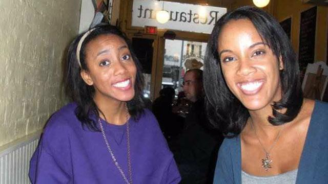 Twin Sisters Divided Over Occupy Wall St