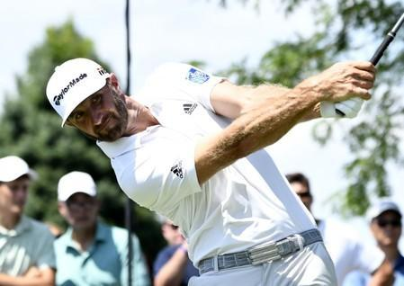 PGA: THE NORTHERN TRUST - Second Round